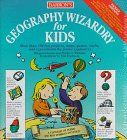 Kenda, Margaret: Geography Wizardry for Kids Activity Kit