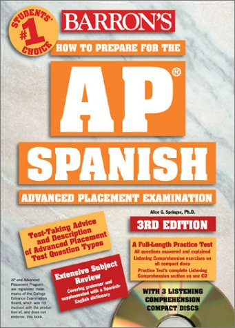 how-to-prepare-for-the-advanced-placement-examination-spanish-english-and-spanish-edition