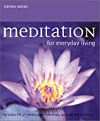 Meditation for Everyday Living: With Audio…