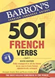 Christopher Kendris: 501 French Verbs: with CD-ROM (Barron's Foreign Language Guides)