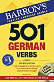 Strutz, Henry: 501 German Verbs with CD-ROM (Barron's Foreign Language Guides)
