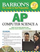 Barron's AP Computer Science A with…