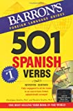 Christopher Kendris: 501 Spanish Verbs with CD-ROM and Audio CD (501 Verb Series)