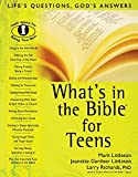 Littleton, Jeanette Gardner: What&#39;s in the Bible for Teens