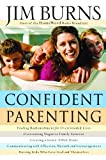 Jim Burns: Confident Parenting Curriculum Kit