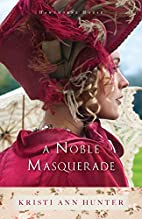 A Noble Masquerade (Hawthorne House) by…