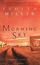 Morning Sky by Judith McCoy Miller