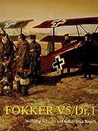 Fokker V5/DR.1 by Wolfgang Schuster