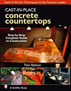 Cast-in-place Concrete Countertops: A Guide…