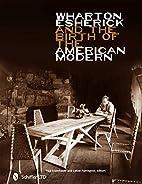 Wharton Esherick and the Birth of the…