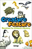 [???]: Creature Feature Devotions for Children's Ministry