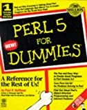 Hoffman, Paul: Perl 5 for Dummies