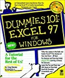 Harvey, Greg: Dummies 101: Excel 97 For Windows (For Dummies (Computer/Tech))
