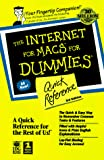 Sydow, Dan Parks: The Internet for Macs for Dummies Quick Reference: Quick Reference