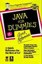 Java API for Dummies Quick Reference by…
