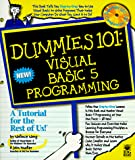Wang, Wally: Dummies 101: Visual Basic 5 Programming (For Dummies)