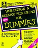Parker, Roger C.: Web Design &amp; Desktop Publishing for Dummies