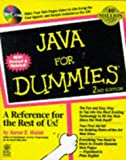 Walsh, Aaron E.: Java for Dummies
