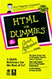 Ray, Deborah S.: Html for Dummies: Quick Reference