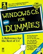 Windows CE for Dummies by Jinjer Simon