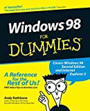 Rathbone, Andy: Windows 98 for Dummies