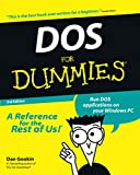 Gookin, Dan: DOS for Dummies