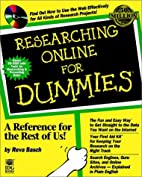 Researching Online for Dummies by Reva Basch