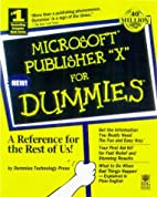 Microsoft Publisher 98 for dummies by Jim…