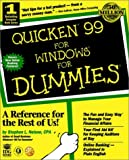 Nelson, Stephen L.: Quicken 99 For Windows For Dummies