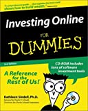 Kathleen Sindell: Investing Online For Dummies