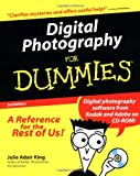 King, Julie Adair: Digital Photography for Dummies