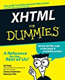 Tittel, Ed: XHTML For Dummies