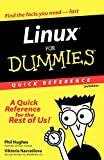 Hughes, Phil: Linux for Dummies Quick Reference