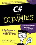 C# for Dummies (With CD-ROM) by Stephen…