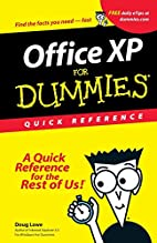 Microsoft Office XP for Windows for Dummies:…