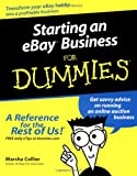 Collier, Marsha: Starting an eBay Business for Dummies