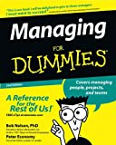 Economy, Peter: Managing for Dummies