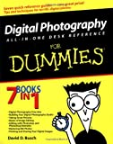 Busch, David D.: Digital Photography All-in-One Desk Reference For Dummies: 7 Books in 1