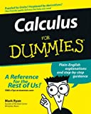 Ryan, Mark: Calculus for Dummies