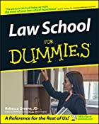 Law School for Dummies by Rebecca Fae Greene