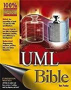 UML™ Bible by Tom Pender