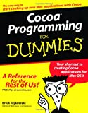 Tejkowski, Erick: Cocoa Programming for Dummies