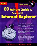 Olsen, J. W.: 60 Minute Guide to Internet Explorer 3.0 (60 Minute Guide Series)