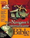 Fulton, Jennifer: Netscape Navigator 4 and Communicator Bible