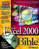 Walkenbach, John: Microsoft Excel 2000 Bible