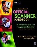 Busch, David D.: Hewlett-Packard Official Scanner Handbook