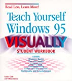 Cable, Sandra: Teach Yourself Windows 95 Visually