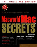 Pogue, David: Macworld Mac Secrets