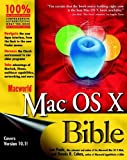 Poole, Lon: Macworld Mac OS X Bible: Covers Version 10.1