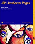 JSP: JavaServer Pages by Barry A. Burd